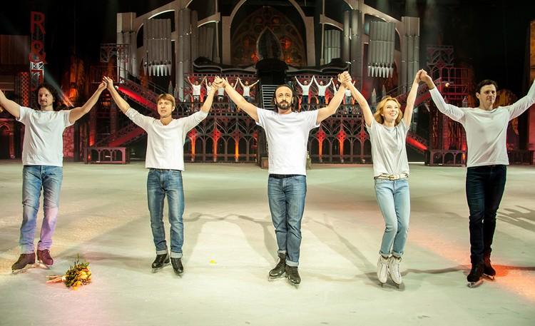 6 октября в знаменитом амфитеатре Arena di Verona в Италии пройдет европейская премьера ледового спектакля российского постановщика Ильи Авербуха «Ромео и Джульетта»