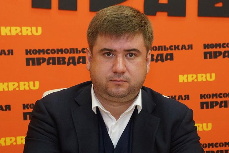 Денис Курдюмов