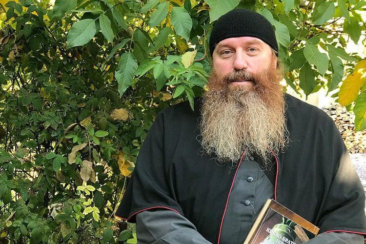 Отец Ахила застал еще первый захват Киево-Печерской лавры в 1992 году. Фото: Арина СУВОРОВА
