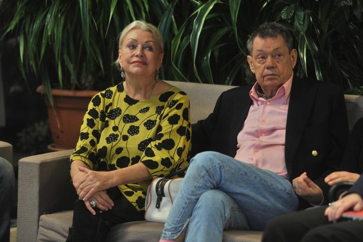 Людмила Поргина боролась за здоровье мужа со дня страшной аварии, когда 28 февраля 2005 года артист угодил в ДТП.