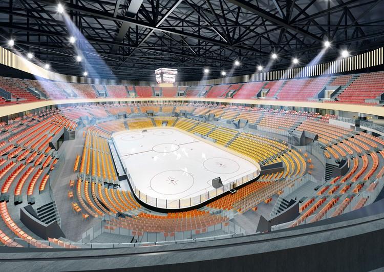 На арене можно будет проводить не только спортивные мероприятия, но и концерты. Фото: УГМК