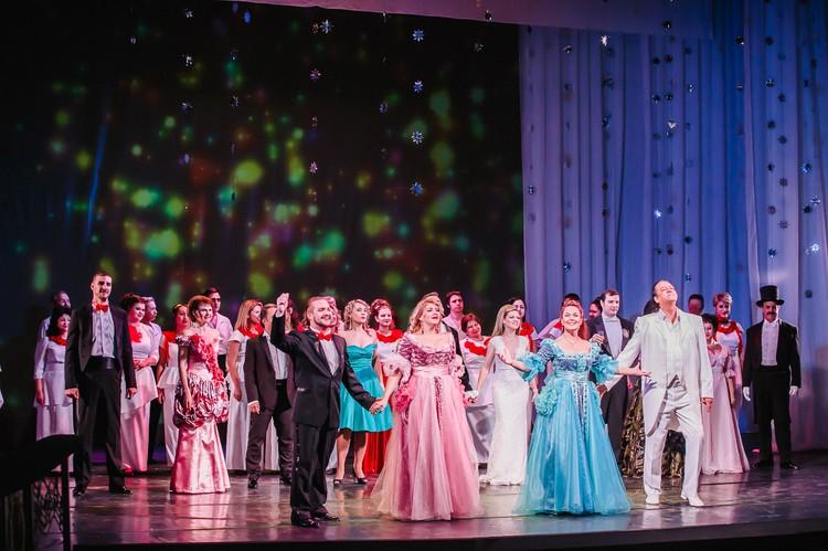 На Рождественский бал приглашает Царицынская опера. Фото: Царицынская опера