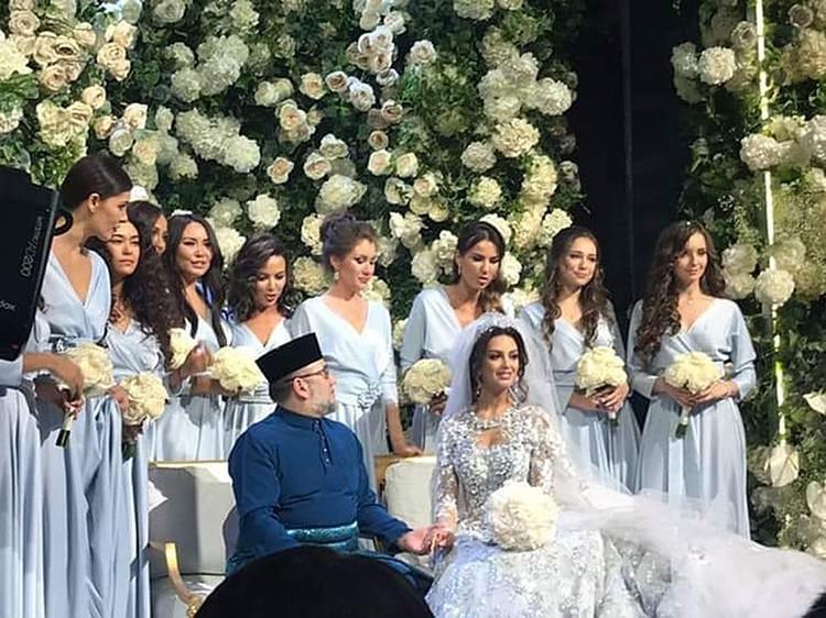 Эту свадьбу не обсуждает только ленивый. Фото: Instagram.com
