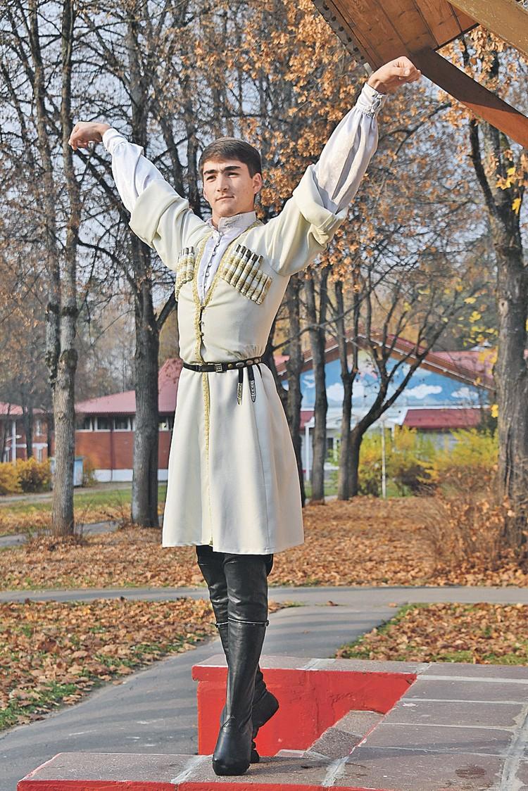 Олег Цахоев.