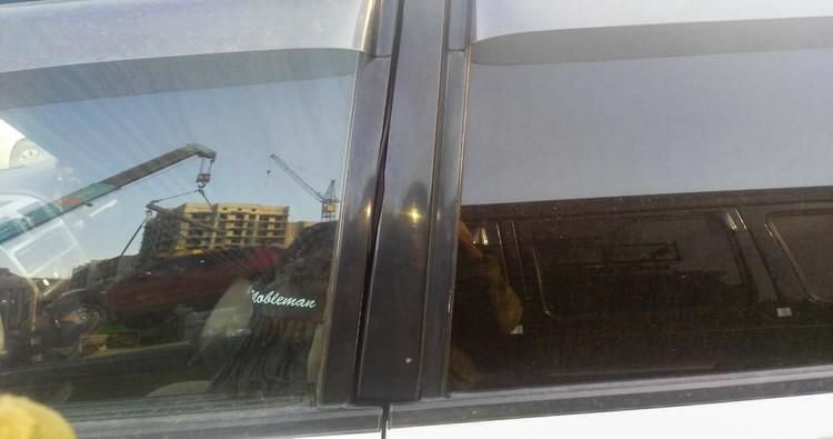 Шестимесячная девочка ждала своих родителей всё это время в машине. Фото: пресс-служба УГИБДД УМВД России по Приморскому краю
