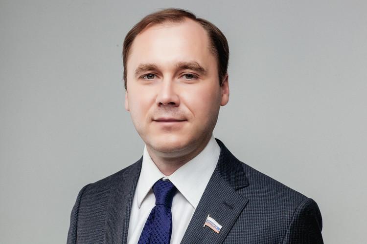 Кирилл Покровский.