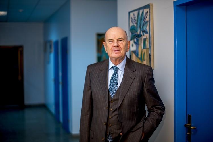 Главный врач НИИ ККБ №1 им. Очаповского Владимир Порханов