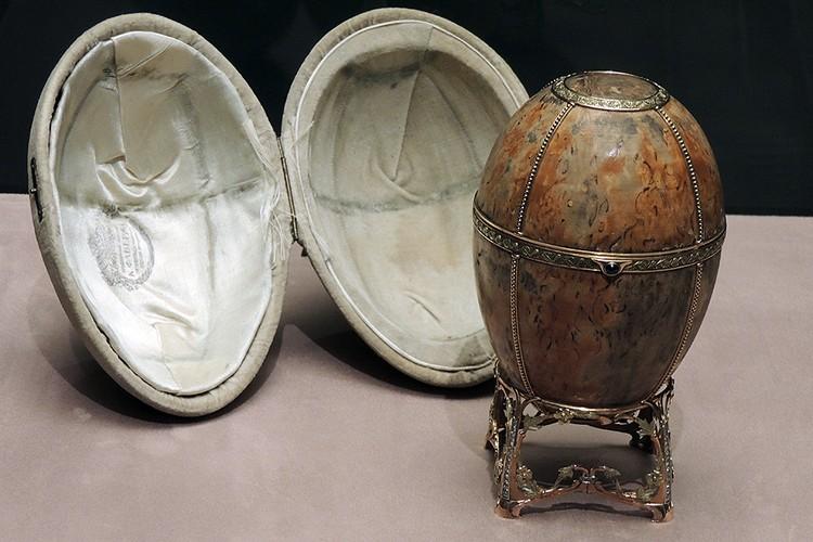 На выставке в Подмосковье покажут уникальные яйца Фаберже
