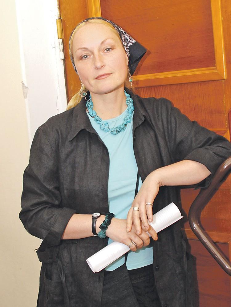 Ольга Шукшина надеется, что в 2019 году их семья найдет общий язык. Фото: Архив «ЭГ»