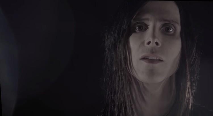 Фото: скриншот из клипа IAMX - Mile Deep Hollow.