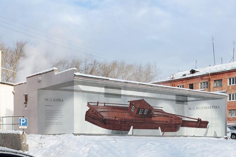 Коломенки и барки, словно киты из сказок, везли на себе и сотни тонн груза, и десятки людей команды. Фото: Дмитрий Чабанов