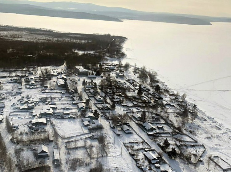 Власти хотят расселить два поселка, которые уже весной может затопить