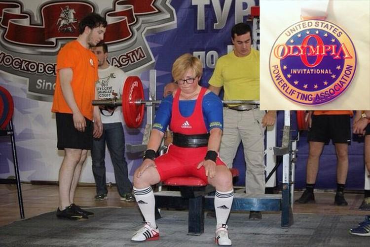 На самом престижном международном турнире «Олимпия» в Лас-Вегасе спортсменка заняла первое место.
