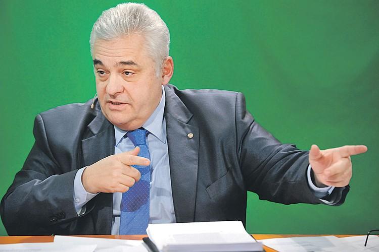 Владимир Овчинский, член Изборского клуба и Совета по внешней и оборонной политике