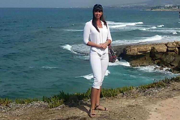 """""""На экскурсии по лакшери-местам Кипра"""" - с такой подписью женщина опубликовала фото с одной из поездок."""