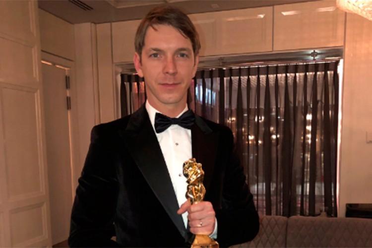 Скромный парень из Петербурга - с порно-Оскаром.