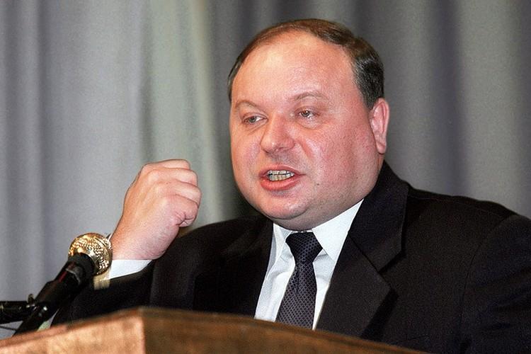 Егор Гайдар — первый зам. председателя правительства РФФото Бориса Кавашкина /ТАСС