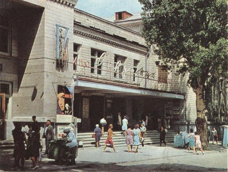 Кинотеатр «Бируинца». Фото: «Кишиневцы»/facebook