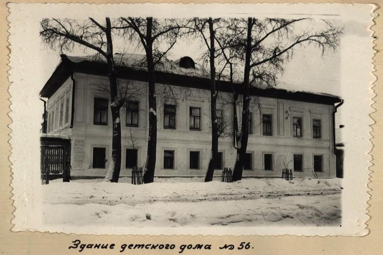 Дом по улице Мира, 33 принадлежал тобольской ветви Туполевых до революции. Фото из альбома фотографий детского дома в архивах Тобольска