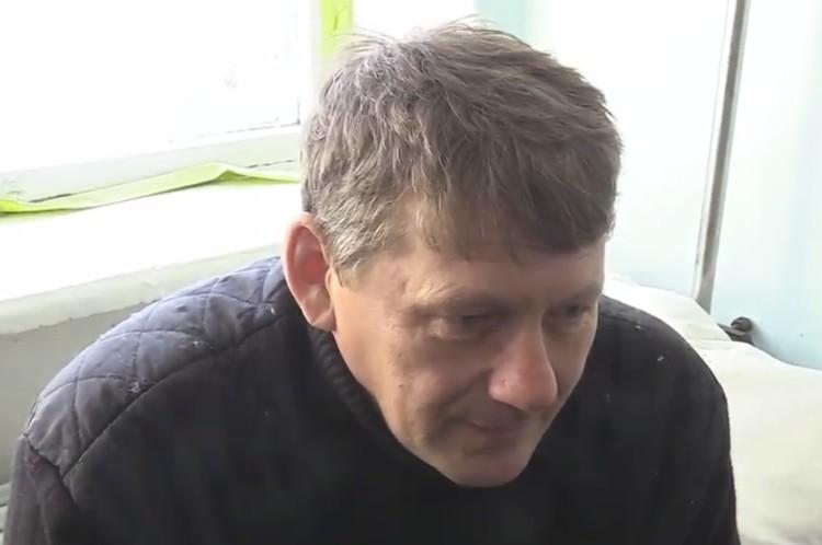 Андрей Сорокин получил ушиб бедра Кадр: «Между.Net»