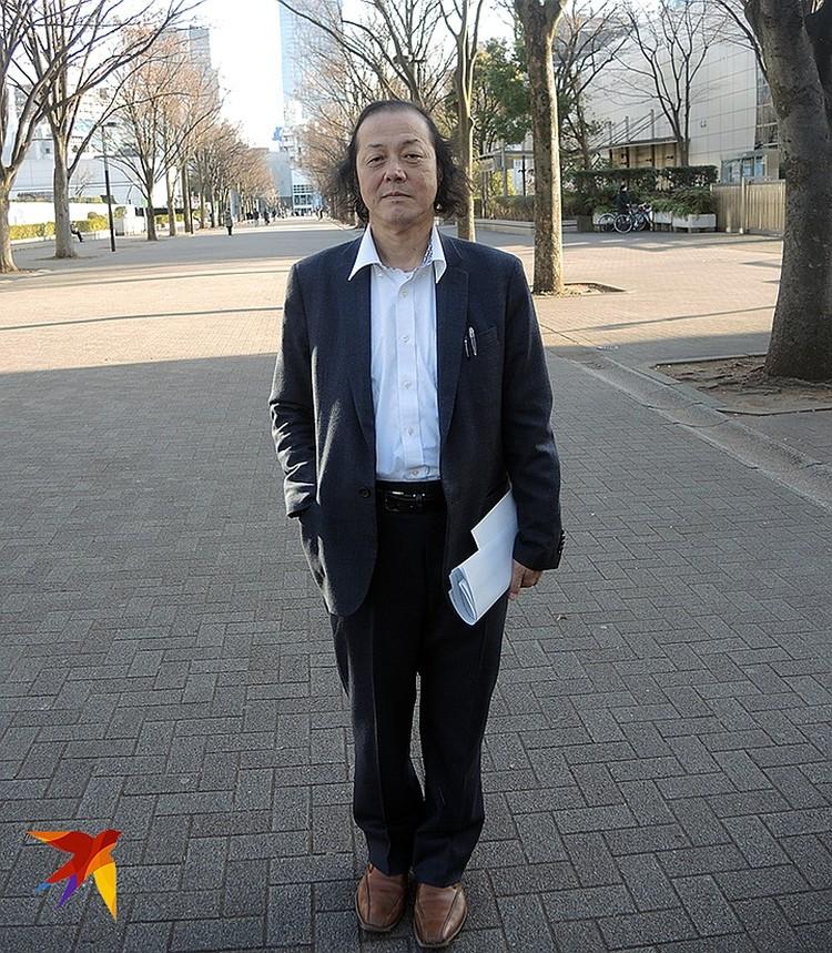 Ичие Ишикава, ведущий комментатор телевидения NHK