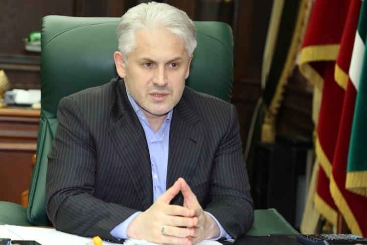 Муслим Хучиев был назначен врио главы Чечни. Фото: пресс-служба минэкономразвития Чеченской Республики