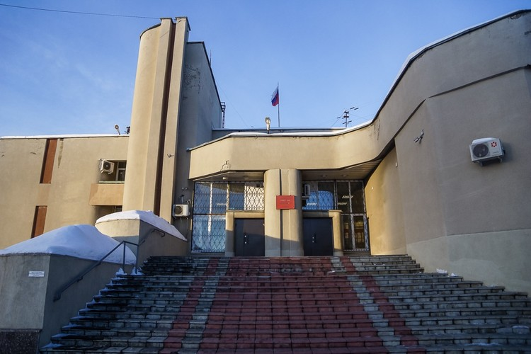 Дело рассматривают в Советском районном суде