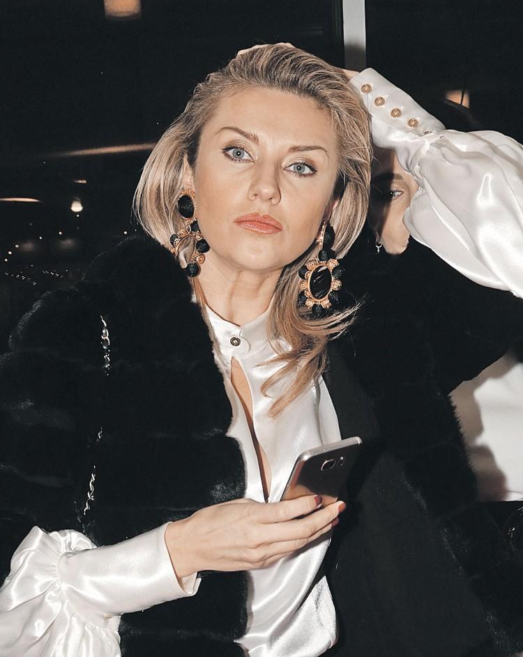 Екатерина Архарова.