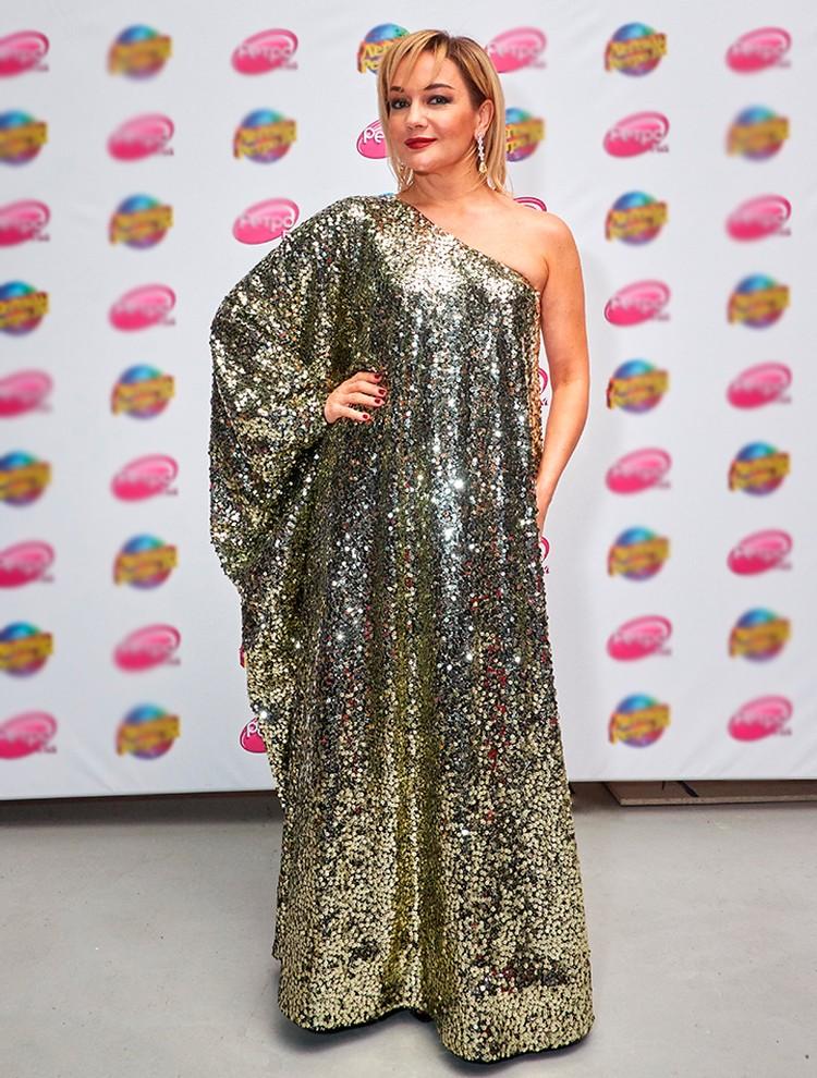 Татьяна Буланова в прекрасной форме!