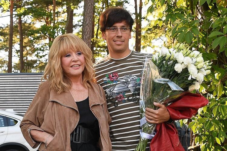 """Максим Галкин: """"Я живу в полной уверенности, что к успеху пришел до того, как познакомился с Аллой""""."""