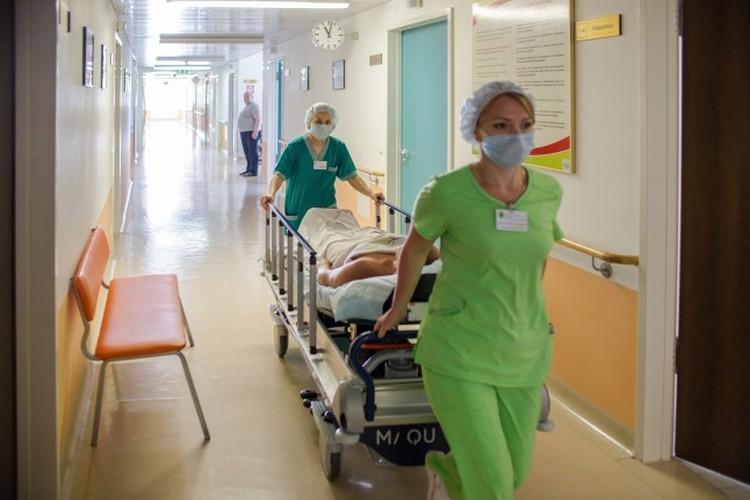 Уфимские больницы редко бывают пустыми