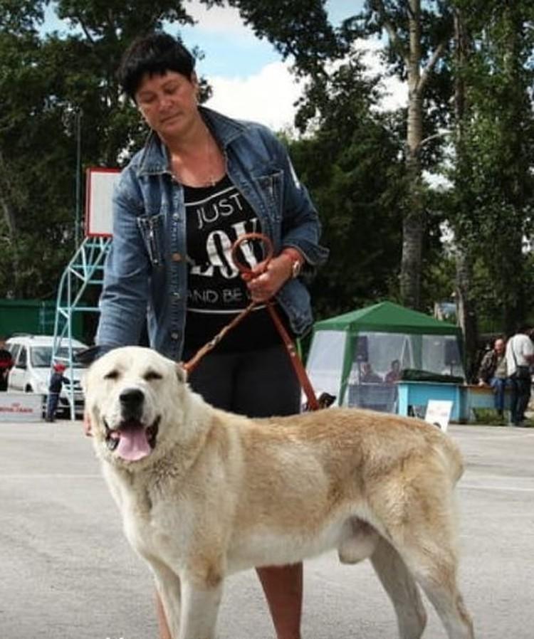 Светлана держала Амана на участке в пяти минутах ходьбы от дома.
