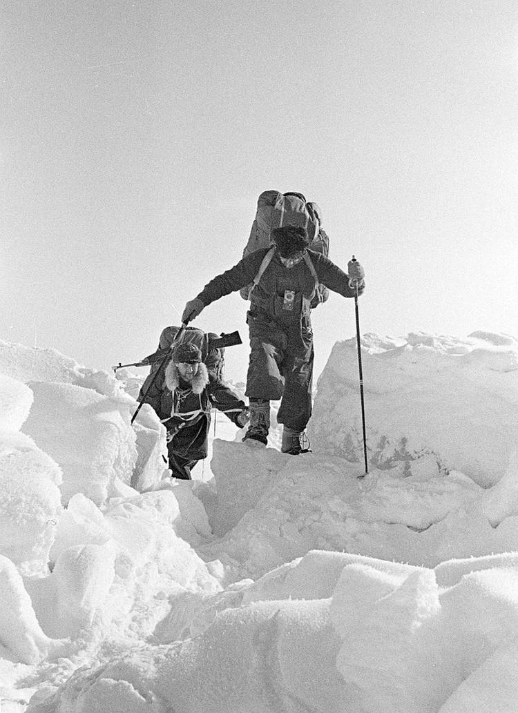 Фото: Архив клуба «Приключение» Дмитрия Шпаро