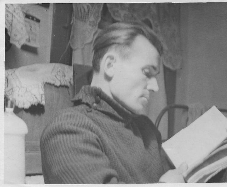 Григорий Гарматюк вернулся с войны с тяжелыми ранениями. Фото: из домашнего архива семьи Бойко