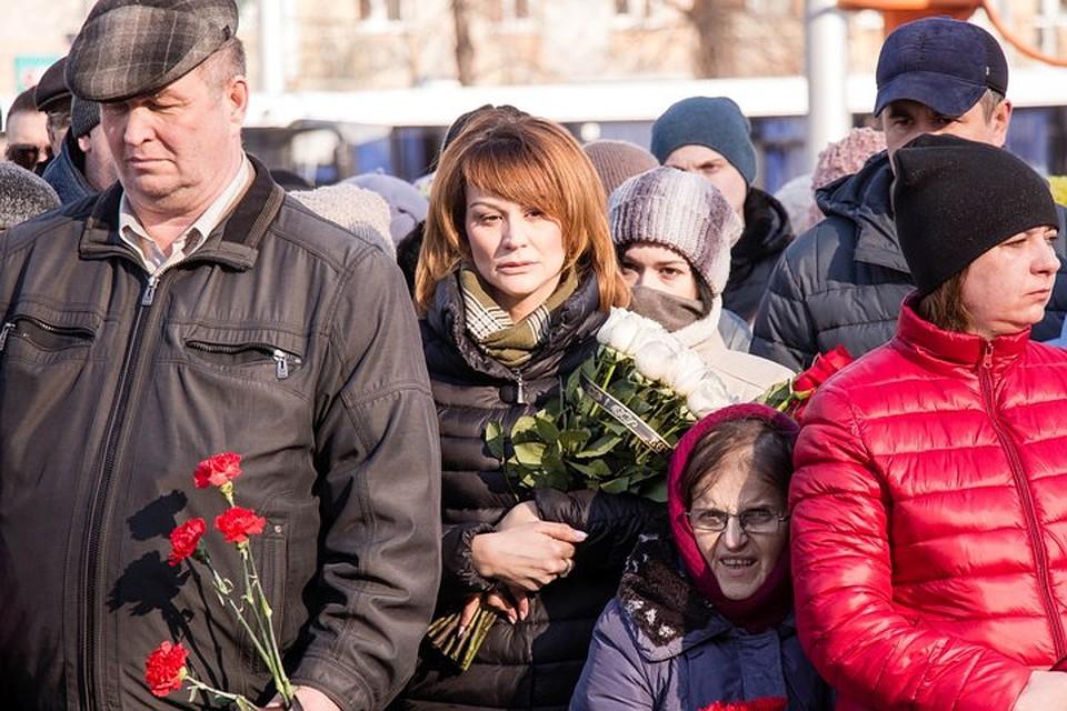 У Елены Тесленко погибли дочь Арина и муж. После трагедии женщина нашла в себе силы взять на воспитания двухлетнего малыша из детского дома Фото: Кирилл ЧАЩИН