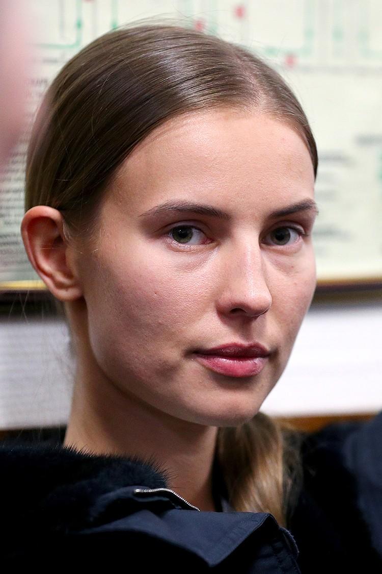 Супруга экс-министра Абызова Валентина Григорьева. Фото: Михаил Терещенко/ТАСС
