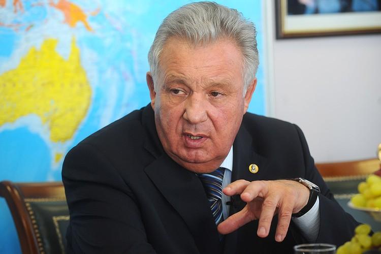 Виктор Ишаев много лет руководил Хабаровским краем.