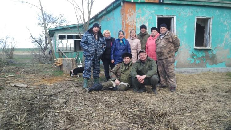 """Дом семьи Калиниченко, где в годы войны Нина с мамой помогала солдатам. Фото: """"Миус-Фронт"""""""
