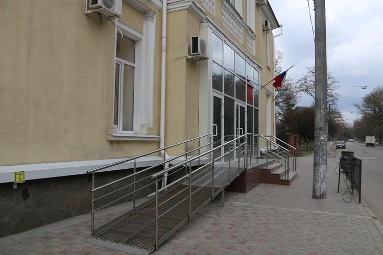 Заседания проходили в Киевском райсуде Симферополя