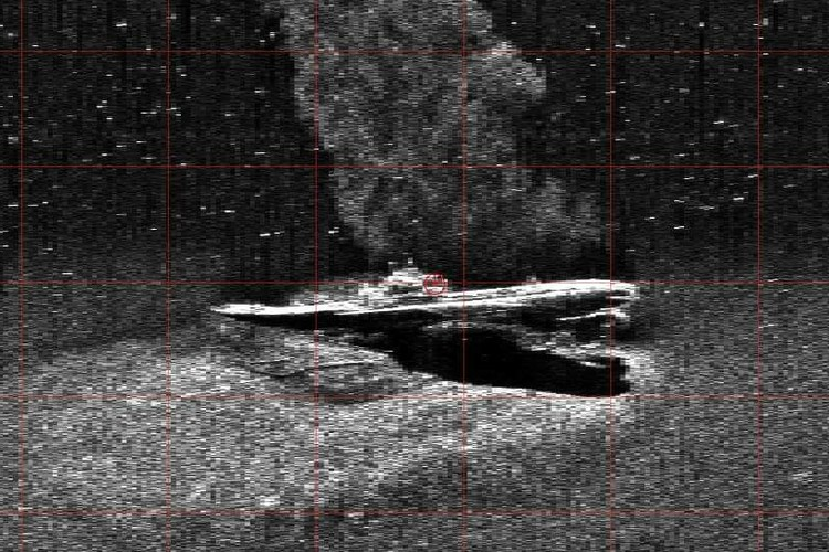 Первыми лодку на дне залива увидели приборы. Фото: Разведывательно-водолазная команда экспедиции «Поклон кораблям Великой Победы»