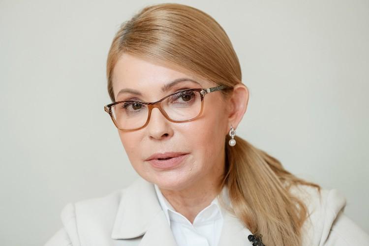 В 1997-м в Кировоградской области за Тимошенко на выборах в Верховную Раду проголосовало более 92% избирателей