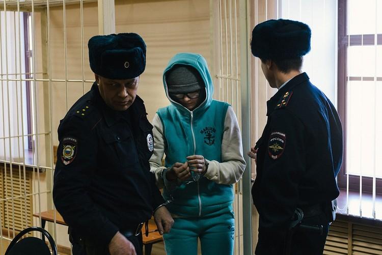 Екатерина Косарева участвовала в обоих преступлениях, организованных своим другом