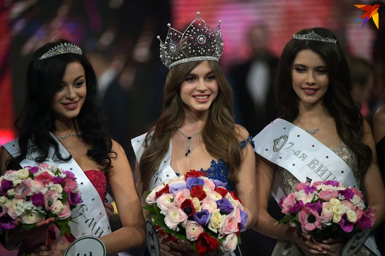 В конкурсе участвуют только девушки от 18 до 23 лет