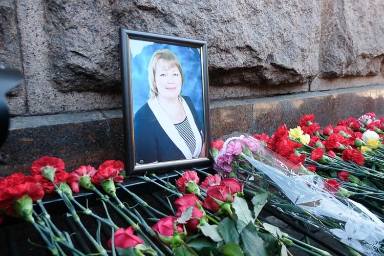Ирина Медянцева, погибшая при теракте