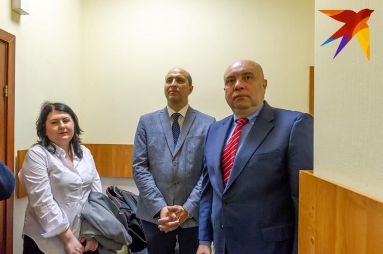 Адвокаты Александра Кержакова поддержали его позицию, но высказали недовольство тем, как проводилась экспертиза.