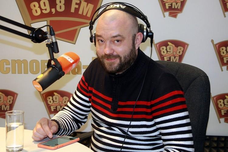 Сергей Пименов. Фото: БОГОМОЛОВ Илья.