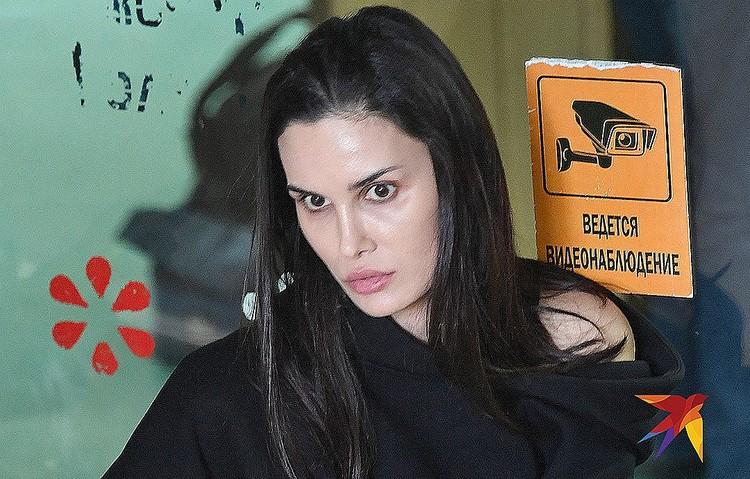 Алана Мамаева, супруга футболиста.