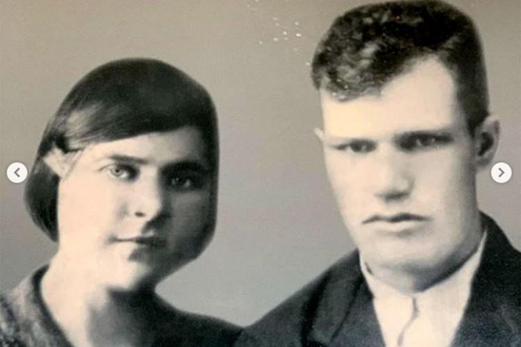 Родители Сергея Пенкина. Фото: Личный архив