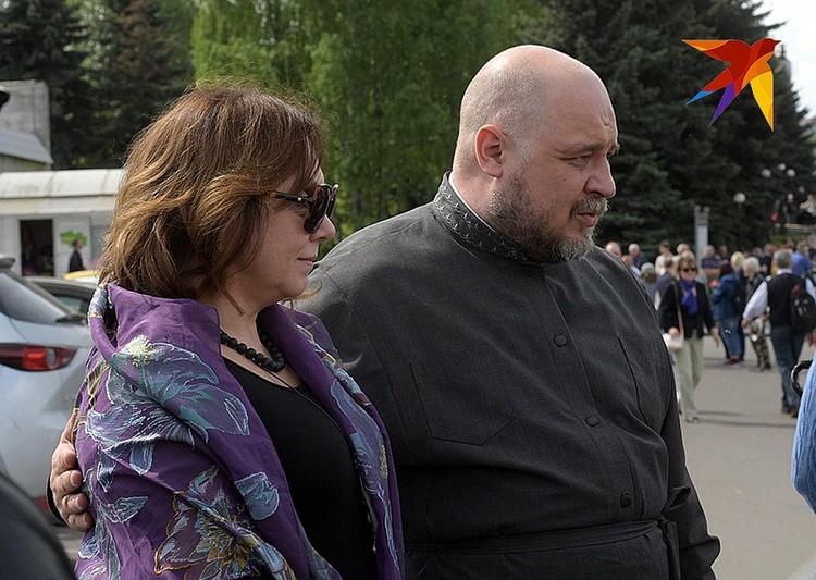 Первая жена Сергея Доренко Марина