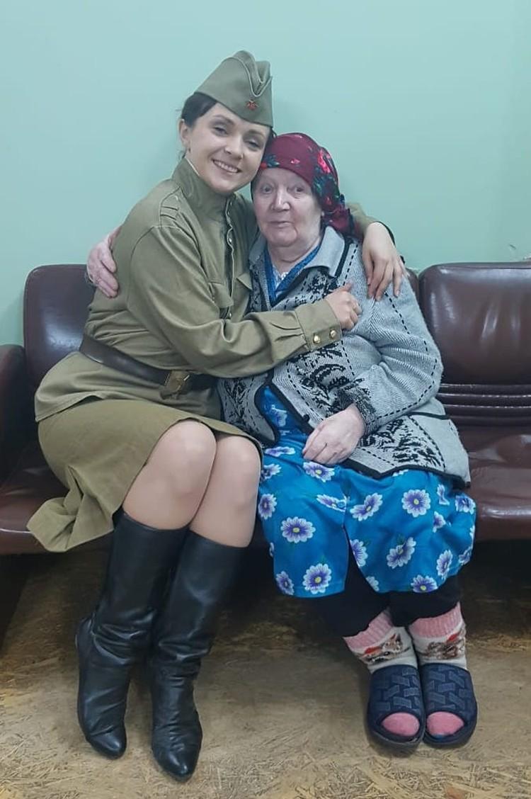 Смоленская область, Холмский дом интернат для престарелых и инвалидов. Фото: движение DaDobro